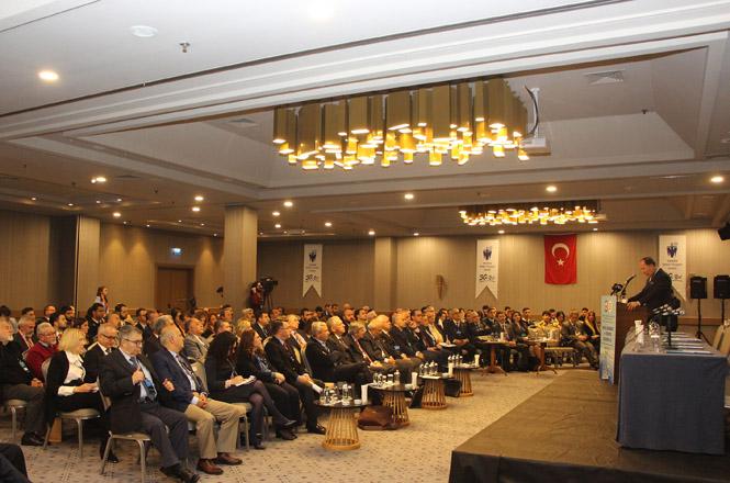 Mersin Deniz Ticaret Odası (MDTO) İş Birliğiyle Doğu Akdeniz'in Güvenliği Mersin'de Tartışılıyor