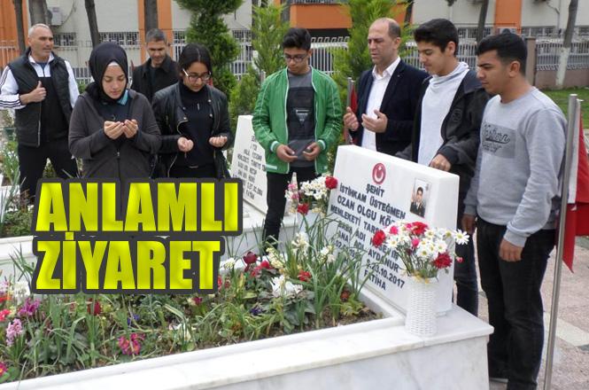 Atatürk Mesleki ve Teknik Anadolu Listesinde Anlamlı Etkinlikler