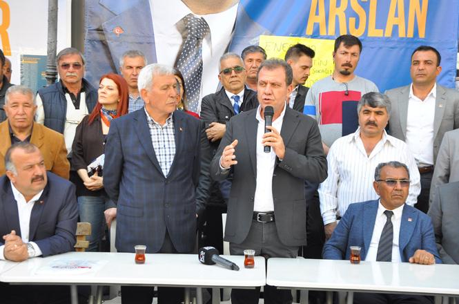 """CHP Mersin Büyükşehir Belediye Başkan Adayı Vahap Seçer: """"Demokrasiye Suikast Düzenlendi"""""""