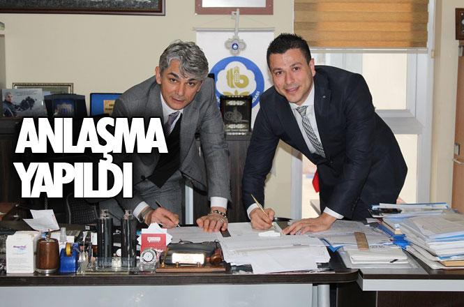 Tarsus Ticaret Borsası İle OPAT Arasında Anlaşma