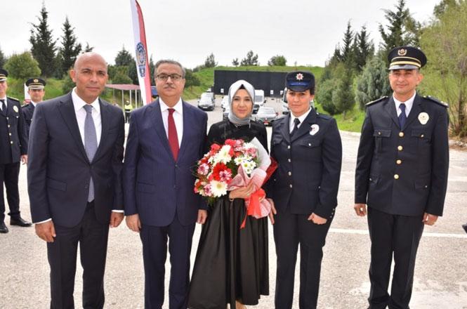 Şehit Emniyet Müdürü Altuğ Verdi'nin İsmi Mersin Polis Meslek Eğitim Merkezi'ne Verildi