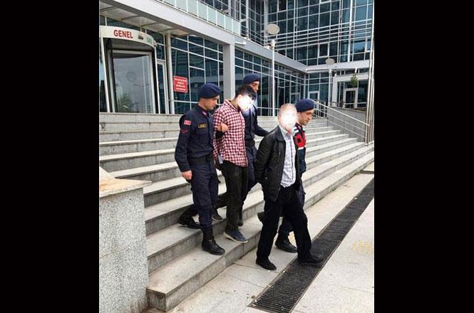 TCDD'ye Ait Koruma Demirlerini Çalanlar Suçüstü Yakalandı