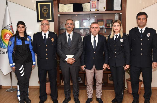 Başkan Dr. Bozdoğan, Polis Teşkilatının 174'nci Yıldönümünü Kutladı