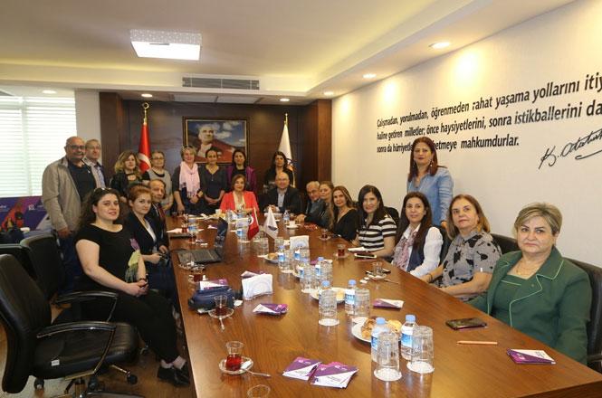 Mersin Uluslararası 18. Müzik Festivali öncesi Tarsus TSO'da Bilgilendirme