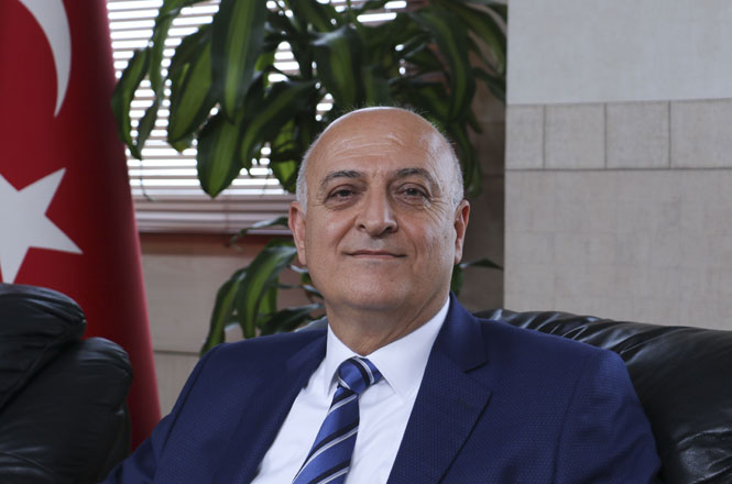 """Mersin TSO Yönetim Kurulu Başkanı Ayhan Kızıltan, """"Seçim Sonuçları Ülkemize Yararlar Getirsin"""""""