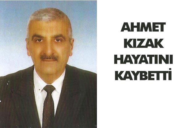 Ekspres Gazetesi Çalışanı Demet Kızak'ın Babası Ahmet Kızak Vefat Etti