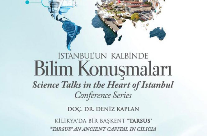 İstanbul'un Kalbinde Tarsus Konuşulacak