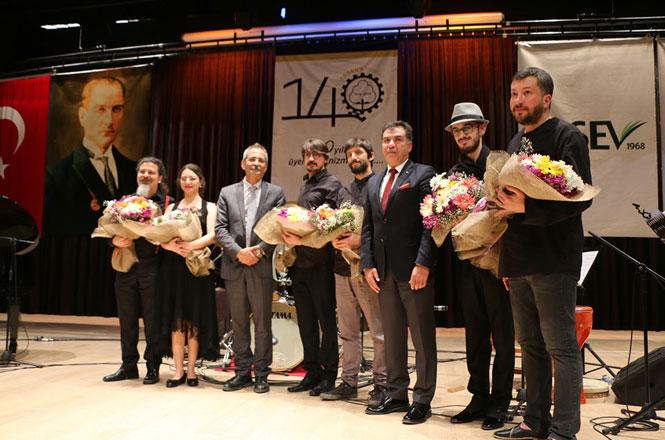 Tarsus TSO'nun 140. Kuruluş Yıl Dönümünde Caz Konseri
