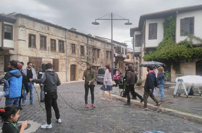 """""""Bir Zamanlar Çukurova""""Dizisinin Tarsus'ta Yeni Çekimleri Devam Ediyor"""
