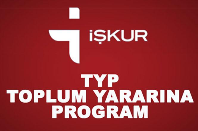 Mersin Tarsus'ta TYP Kapsamında İşkur Aracılığı İle İşe Alınanların Listesi