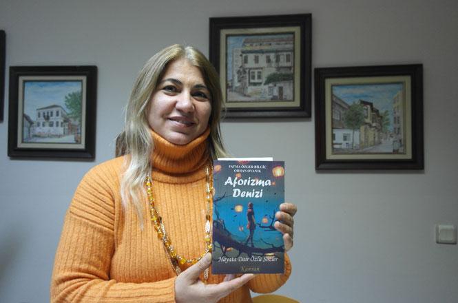 Tarsuslu Yazar Şairlerden Fatma Özger Bilgiç İmza Günü Düzenledi