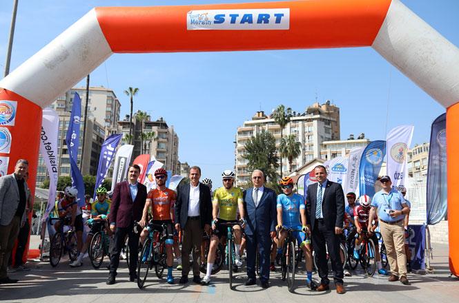 '5. Tour Of Mersin' Heyecanı Sona Erdi