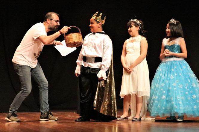 Mersin Büyükşehir Belediyesi, Kültür ve Sanat Alanında Geleceğin Yeteneklerini Ortaya Çıkarıyor
