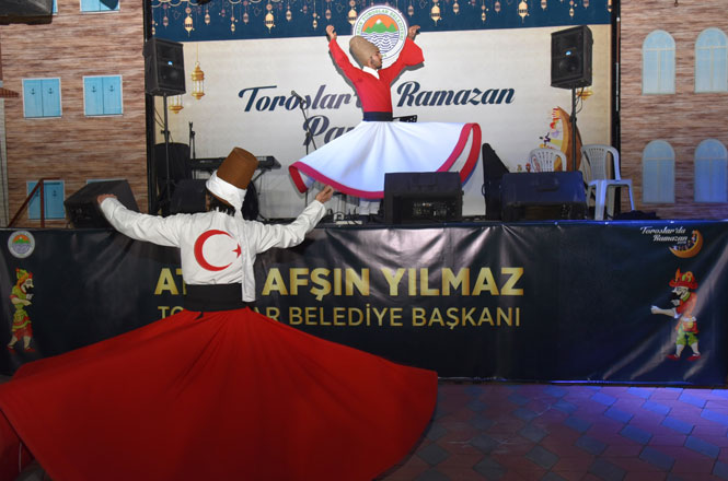 Toroslar'da, Özlenen Ramazan Şenlikleri Başladı