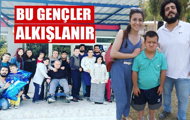 Tarsus'ta Üniversiteli Gençlerden Örnek Davranış
