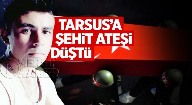 Tarsuslu Astsubay Sinan Köse Suriye'de Şehit Düştü