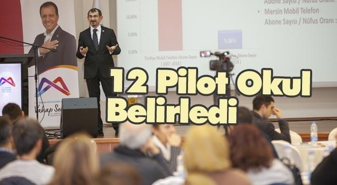 Mersin'de Velilere Bilinçli İnternet Kullanımı Anlatıldı! Bilinçli İnternet Kullanımı Çalıştayı Yapıldı