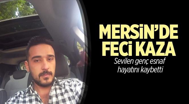 Tarsus'taki Motosiklet Kazasında İlker Ay Hayatını Kaybetti