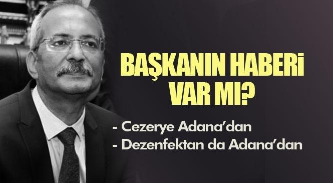 """Tarsus'ta Akıllara Gelen Soru """"Tarsus Belediyesini Kim Yönetiyor?"""""""