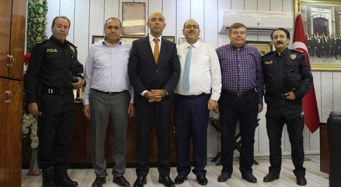 Tarsus Şoförler ve Otomobilciler Odası Başkanı Duran Şen, Türk Polis Teşkilatı'nın Kuruluşunun 175. 'nci Yıldönümü Nedeniyle Kutlama Mesajı Yayınladı