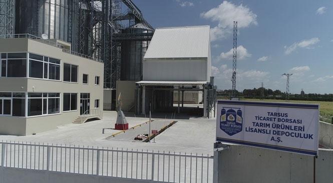 Tarsus Ticaret Borsası Tarım Ürünleri Lisanslı Depoculuk A.Ş. (TTB LİDAŞ)' İ Buğday Alımına Başlayacak