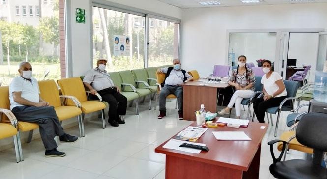 Büyükşehir Belediyesi Tarsus Emekli Evi Açıldı! Emeklilere, Güzel Vakit Geçirebilecekleri Bir Mekan Kazandırıldı