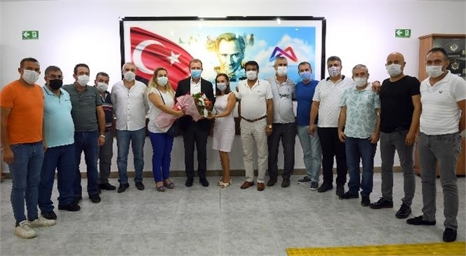 Mersin Büyükşehir, 1080 Kadrolu İşçiyi İlgilendiren Toplu İş Sözleşmesi'ni İmzaladı