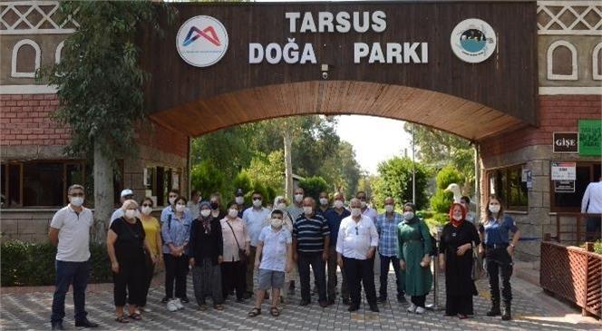 Mersin Büyükşehir, Tarsus Gençlik Kampı'nda Şehit Yakınlarını Ağırlıyor