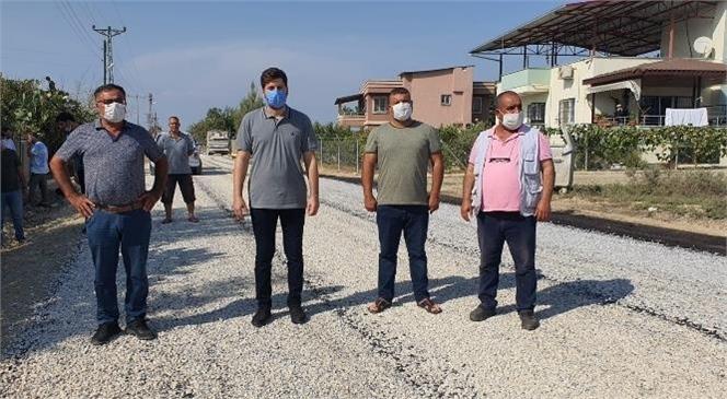 """Ali Boltaç: """"Şu Ana Kadar 67 Kilometrelik Yol Asfaltlandı"""""""