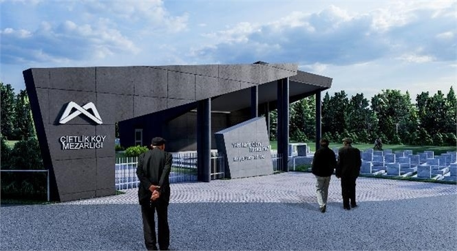 Eshab-ı Kehf ve Çiftlikköy Mezarlıkları 2021 Yılının İlk Çeyreğinde Tamamlanacak