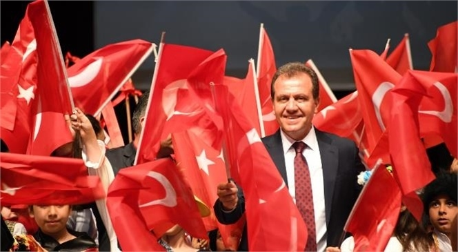 Başkan Seçer'den 29 Ekim Cumhuriyet Bayramı Mesajı