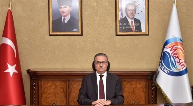 Mersin Valisi Su'dan, 24 Kasım Öğretmenler Günü Mesajı