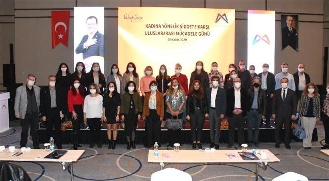 """Mersin Büyükşehir, Şiddetle Mücadele İçin """"Eşitlik"""" Dedi"""