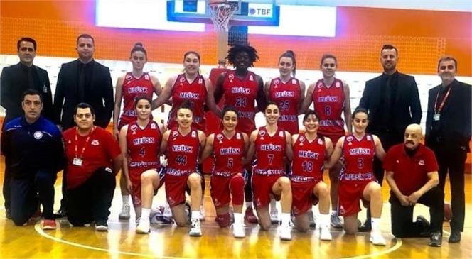 Büyükşehir Gsk, Çeşme Basketbol'u Deplasmanda 79-76 Yendi