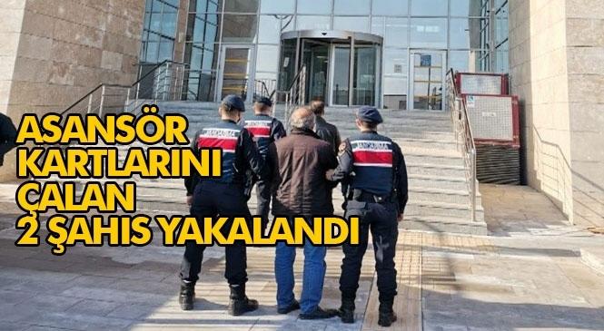 Asansör Kartlarını Çalanlar Yakalandı! Mersin Erdemli ve Silifke'deki Binalara Girip Asansör Kartlarını Çalan 2 Kişi Yakalandı