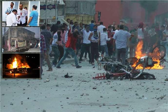 Tarsus'ta 6-8 Ekim Mağdurları Konuştu