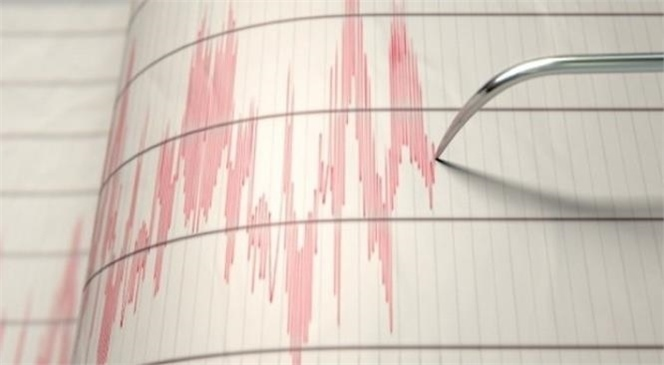 Akdeniz'de Meydana Gelen Deprem Mersin ve Çevresinde de Hissedildi