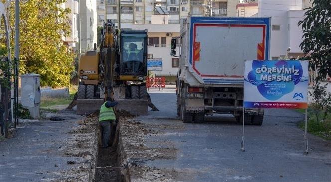 MESKİ, Tömük ve Arpaçbahşiş Mahallelerine 65,5 Kilometre İçmesuyu Hattı Kazandırıyor
