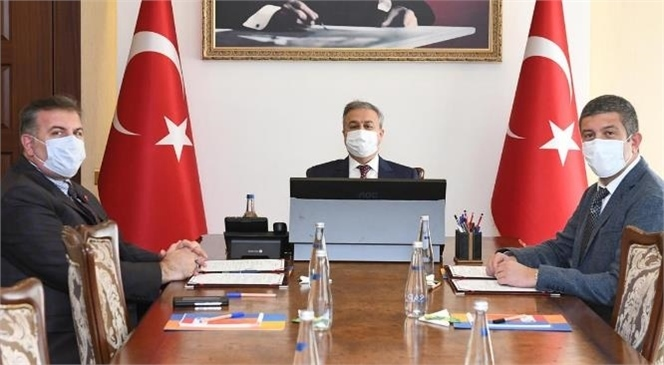 Mersin'de Hayırsever İş İnsanından Eğitime Destek
