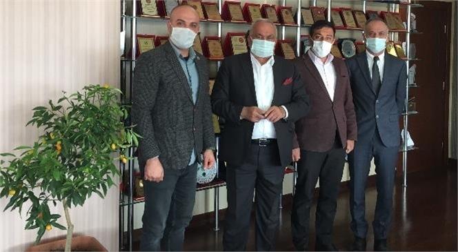 Erdemli Belediyesi, İstihdama Destek Olmak İçin Mesleki Yeterlilik Belgesi Protokolünü İmzaladı